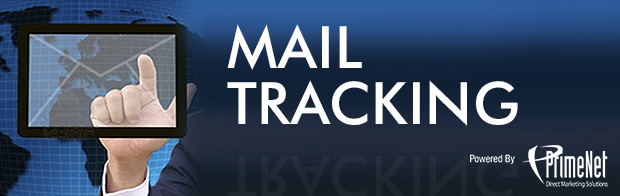 Mail Tracking Graphic PrimeNet Direct Mail