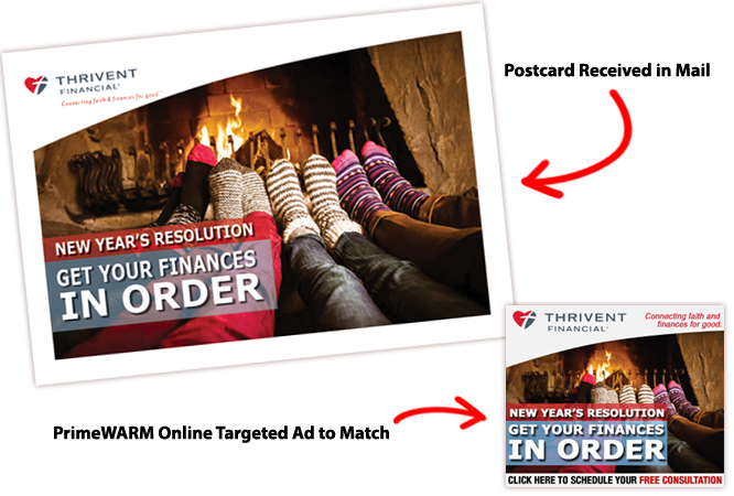 Increase Direct Mail Response blog image PrimeWarm ad samples