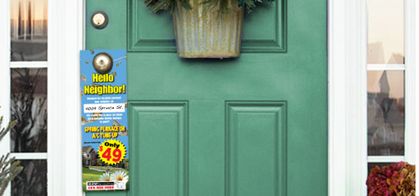 Cost Effective Direct Marketing Door blog image