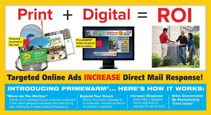 Direct Mail FL, HVAC BOGO PC1