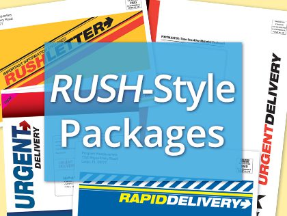 advertising mail important rush