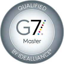 G7 Master Qualified Printer