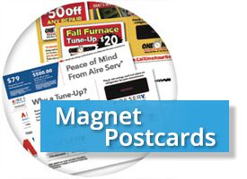Magnet Direct Mail Postcards FL MN