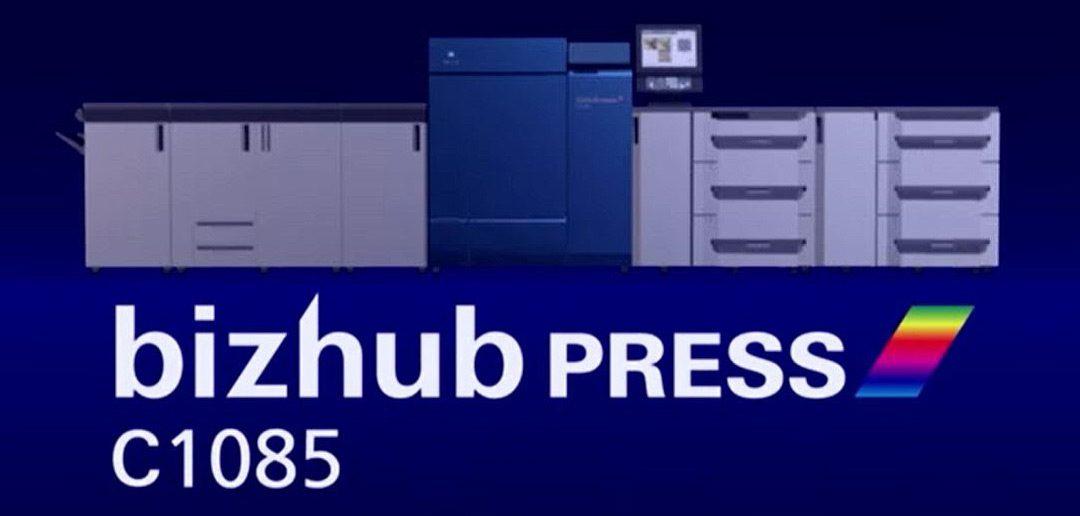 Bizhub PRESS C1085