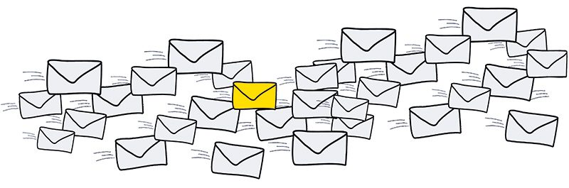 Direct Mail Stands Out