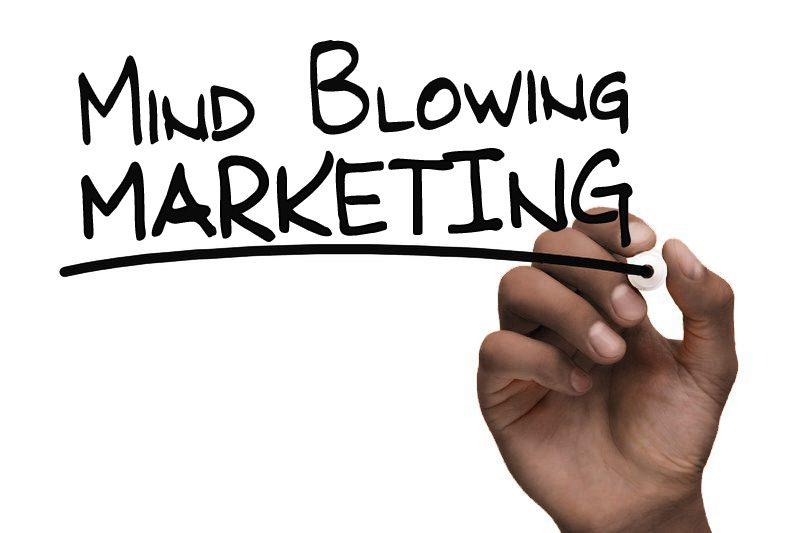 marketing direct mail marker