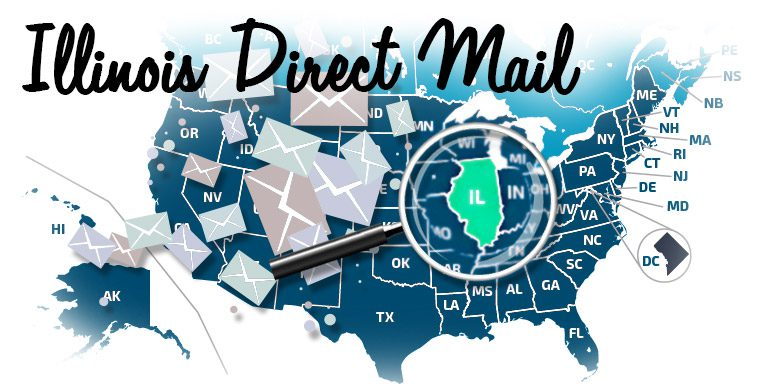 Illinois Direct Mail Services Near Chicago IL
