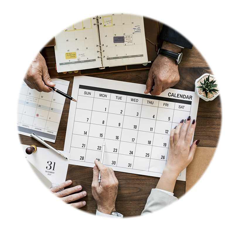 desk calendar, business calendar, promotional products