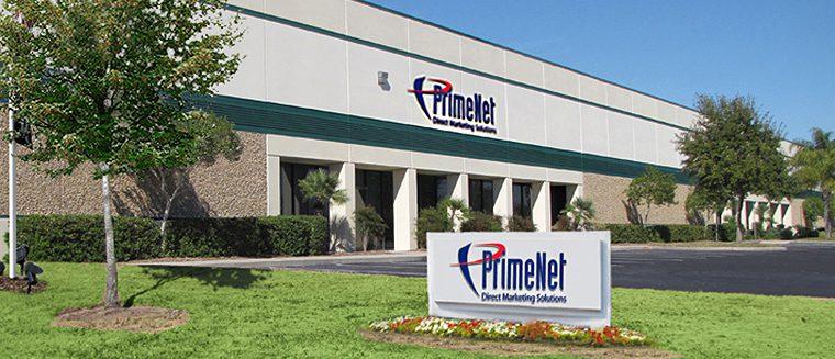 PrimeNet Direct Mail Building