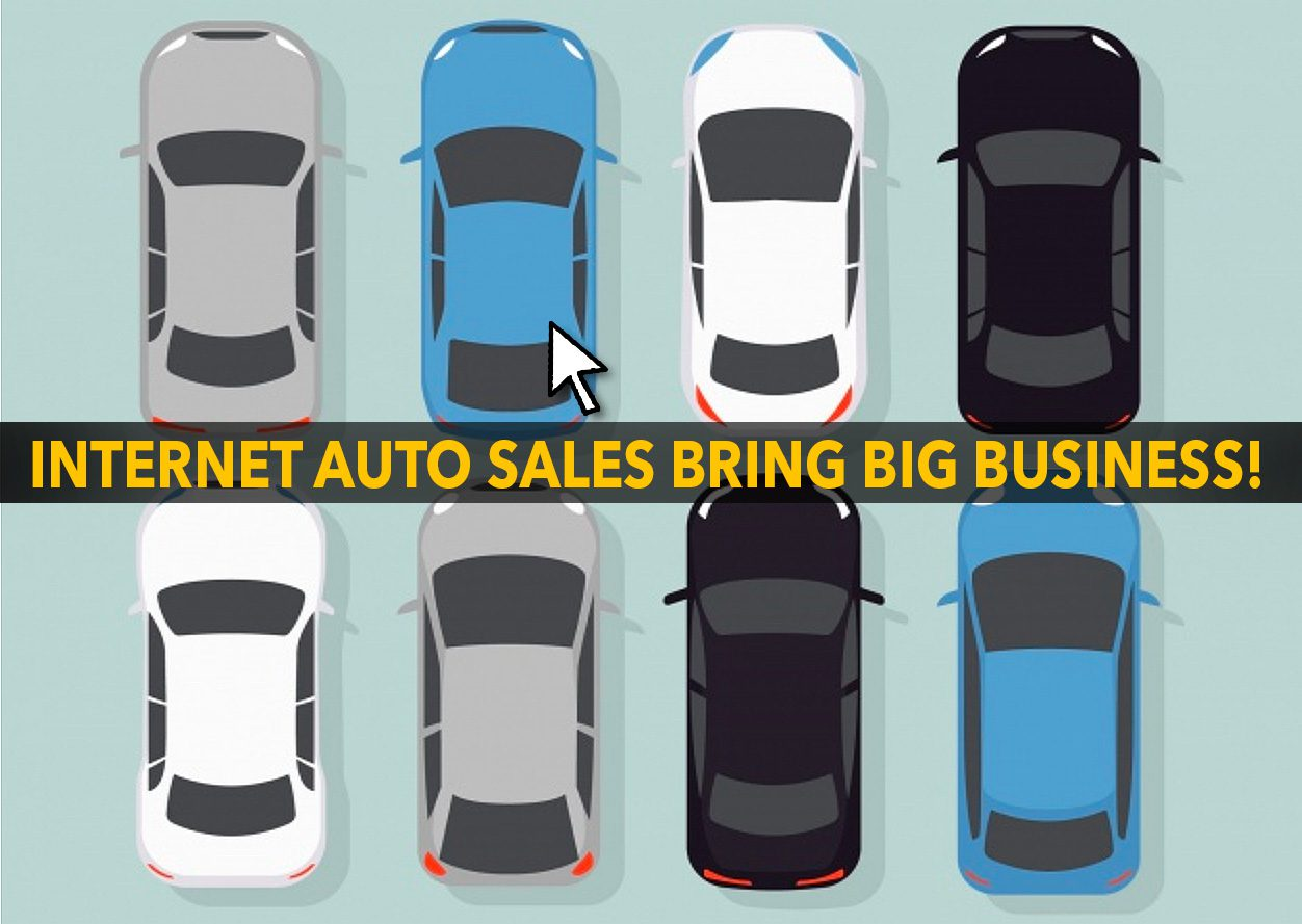 internet auto sales departments for online car sales