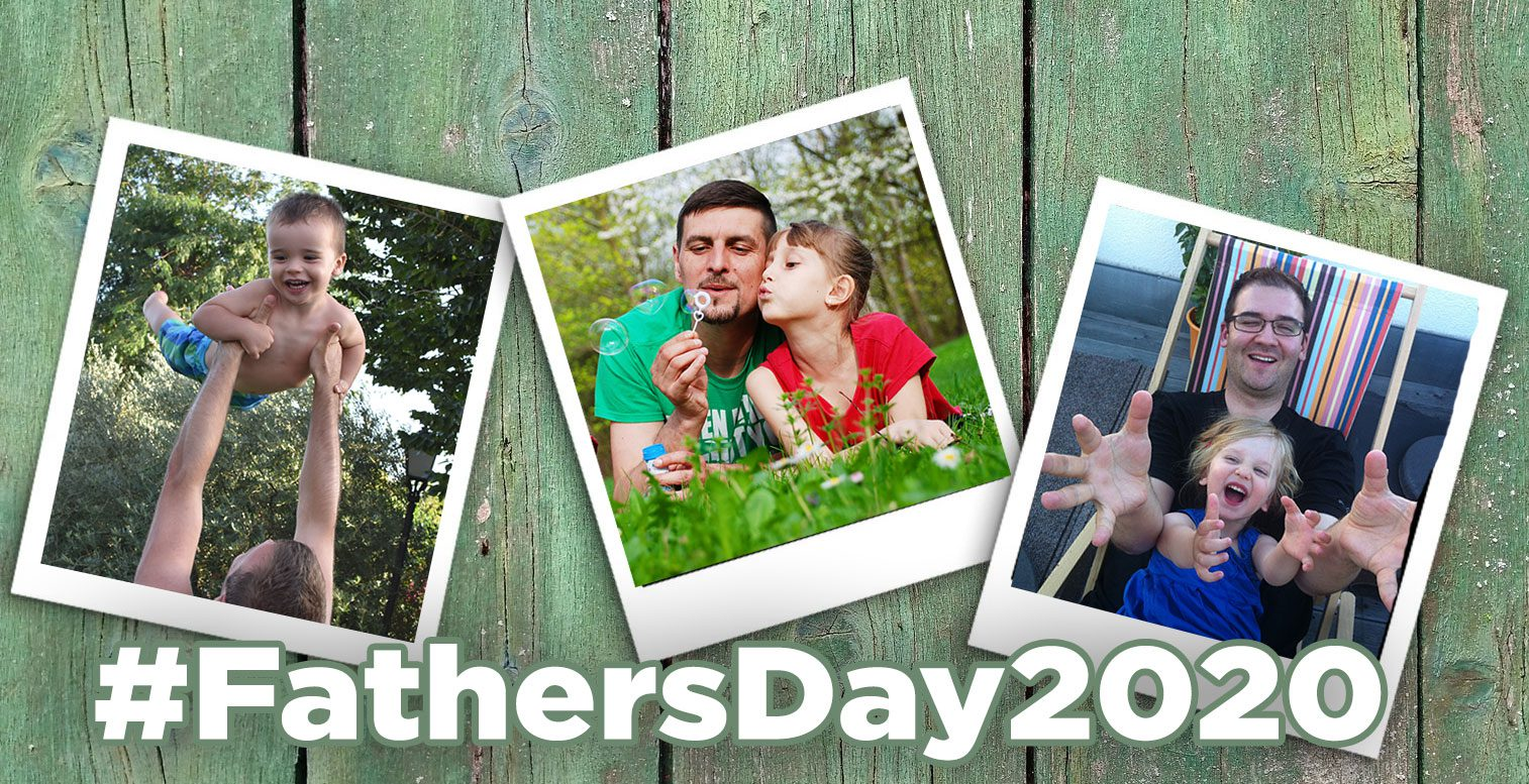 Fathers Day 2020, Dad Photo Contest, Social Media Father's Day