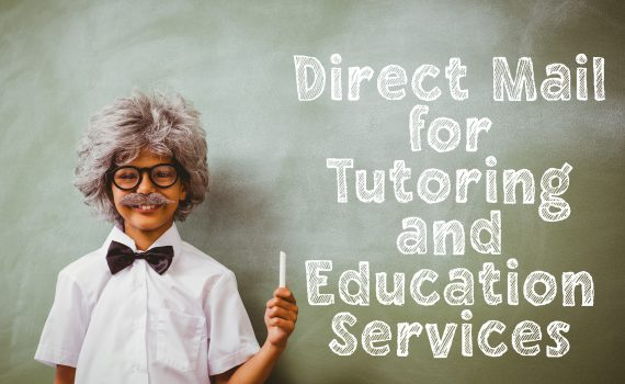 Direct Mail for Tutoring and Education Services
